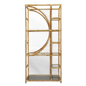 Ines Etagere Shelf Natural