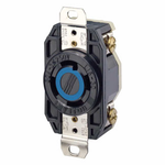30A 250V 3-Phase Twist-Lock Receptacle