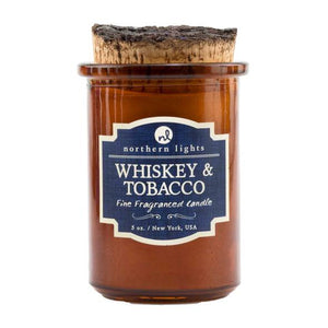 Load image into Gallery viewer, Whiskey & Tobacco Spirit Jar