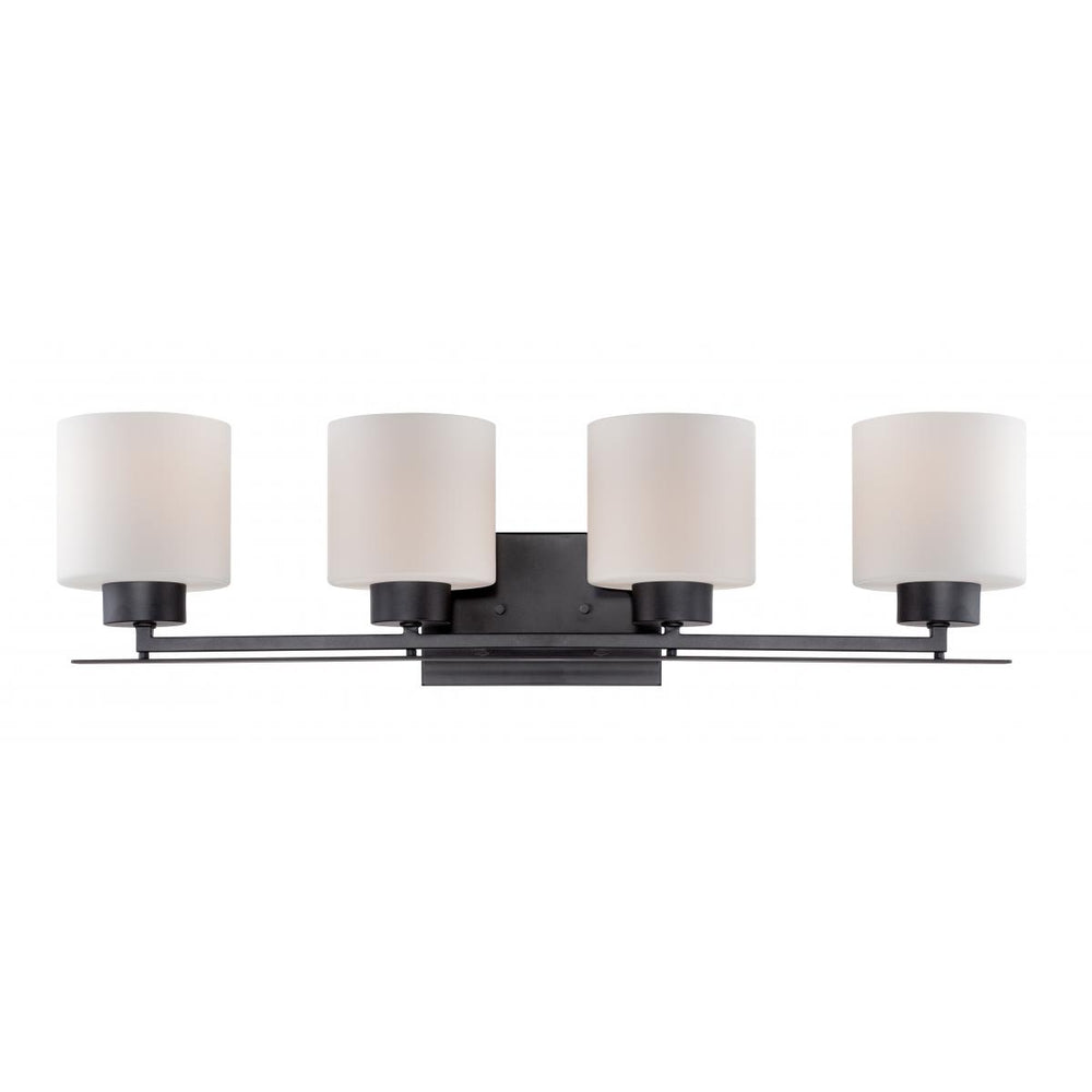 Parallel 4 Light Vanity Fixture