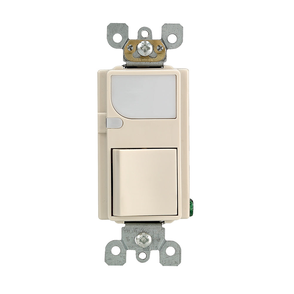 Combination Decora Switch & LED Guide Light