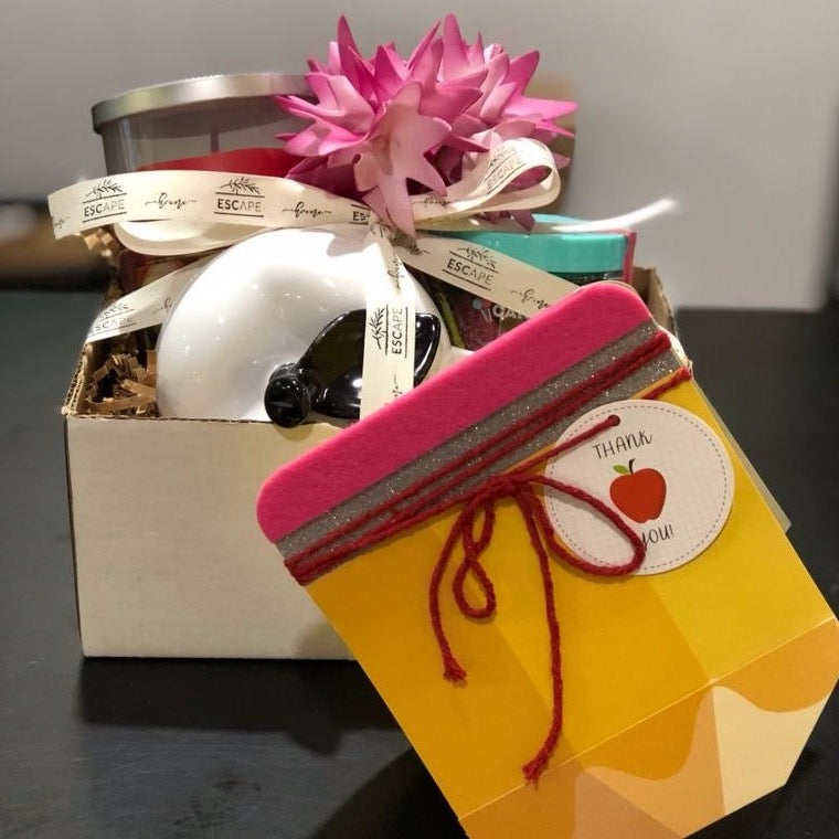 Teacher Appreciation Gift Box
