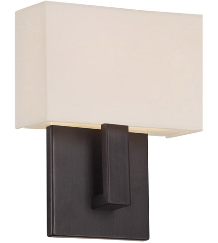 "7"" LED Manhattan Sconce - BO"