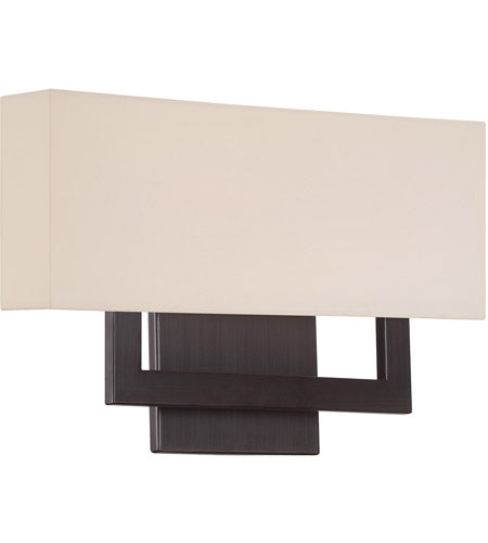 "Load image into Gallery viewer, 15"" LED Manhattan Sconce - BO"