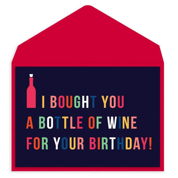 Wine for Your Birthday