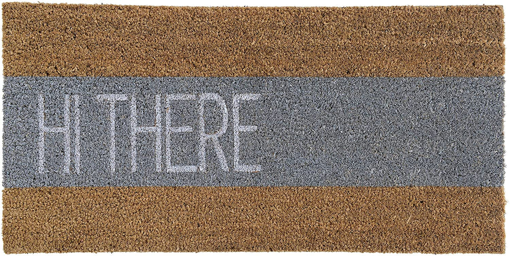 "Load image into Gallery viewer, Doormat ""Hi There"""