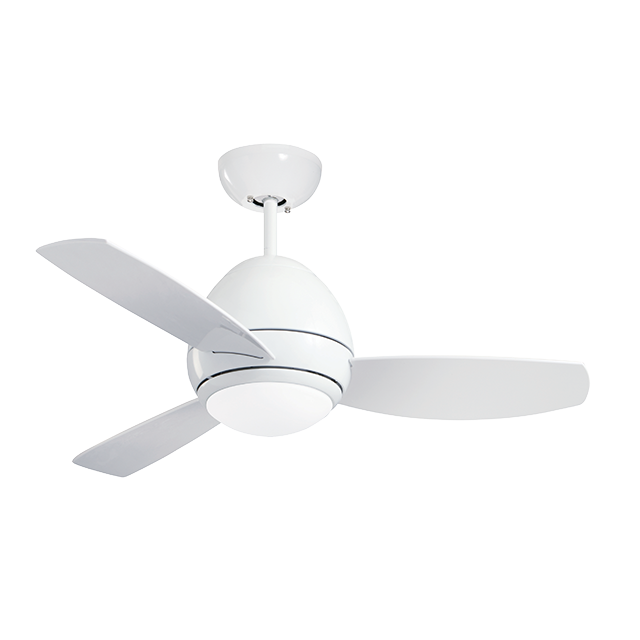 "44"" Emerson Curva LED Indoor/Outdoor Ceiling Fan"