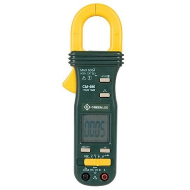 AC Clamp-On Meter