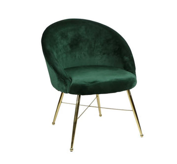 Chantilly Side Chair Emerald