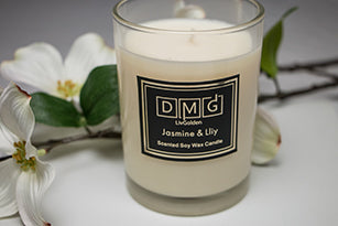 Jasmine & Lily Soy Candle