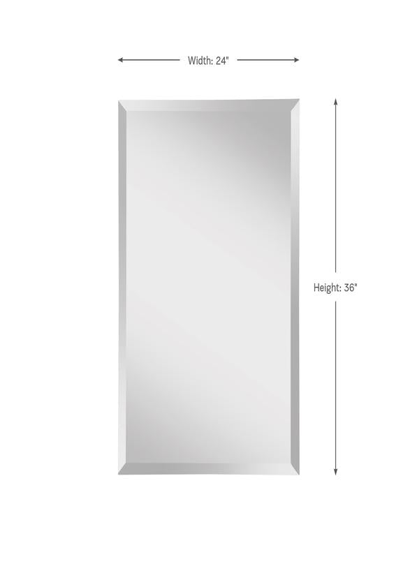 "24"" x 36"" Rectangle Mirror"