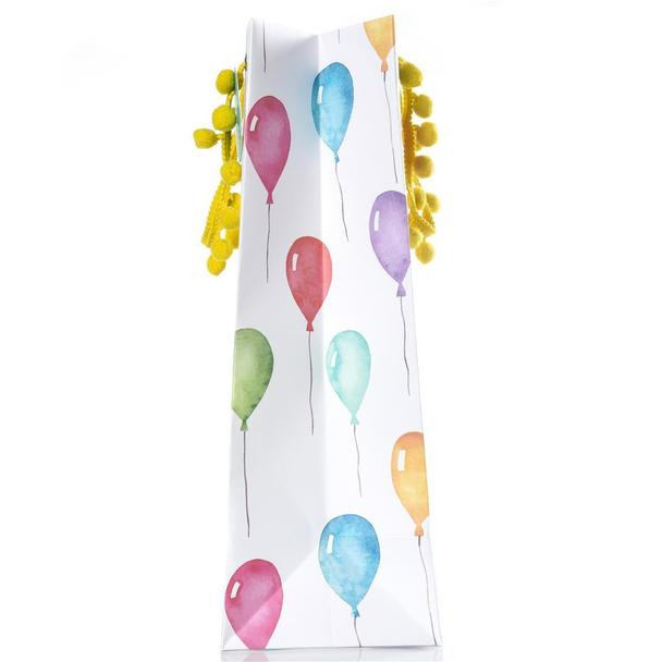 Balloons Wine Gift Bag