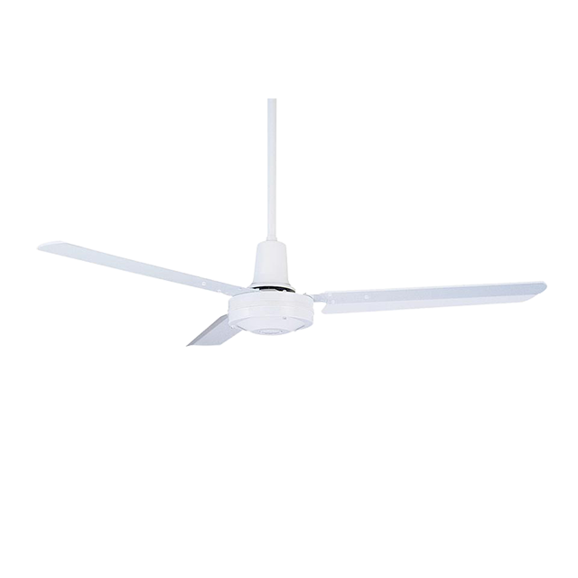 "Load image into Gallery viewer, 48"" Emerson Industrial Ceiling Fan"
