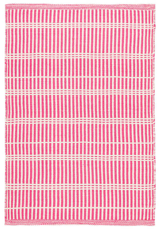 Marlo Fuchsia Indoor/Outdoor Rug