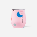 12oz Stemless - Pink Party