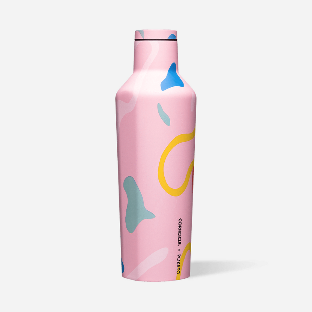 16oz Canteen - Pink Party
