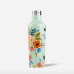 16oz Canteen - Lively Mint Floral