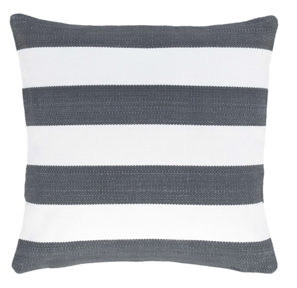 Catamaran Strip GW Square Pillow