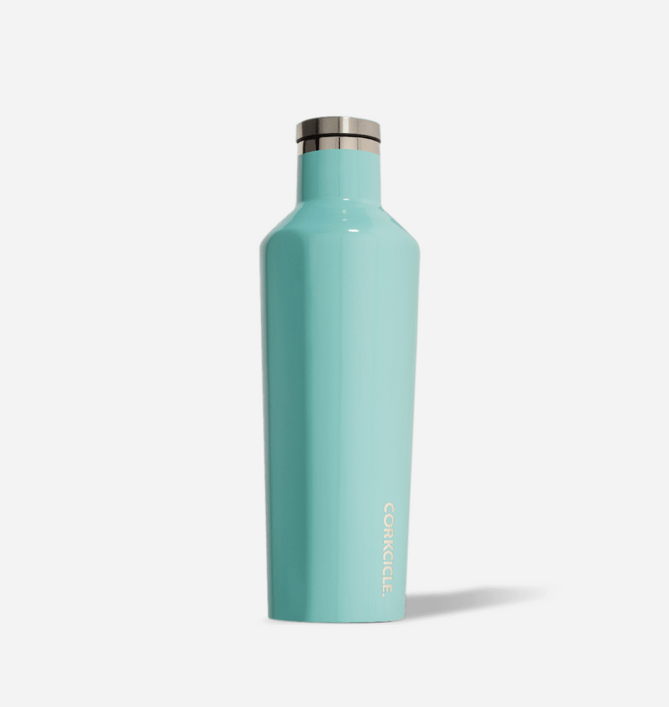 16oz Canteen - Gloss Turquoise
