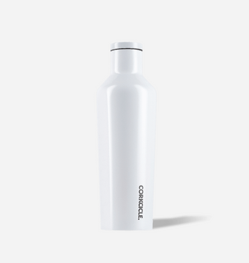 16oz Canteen - Modernist White