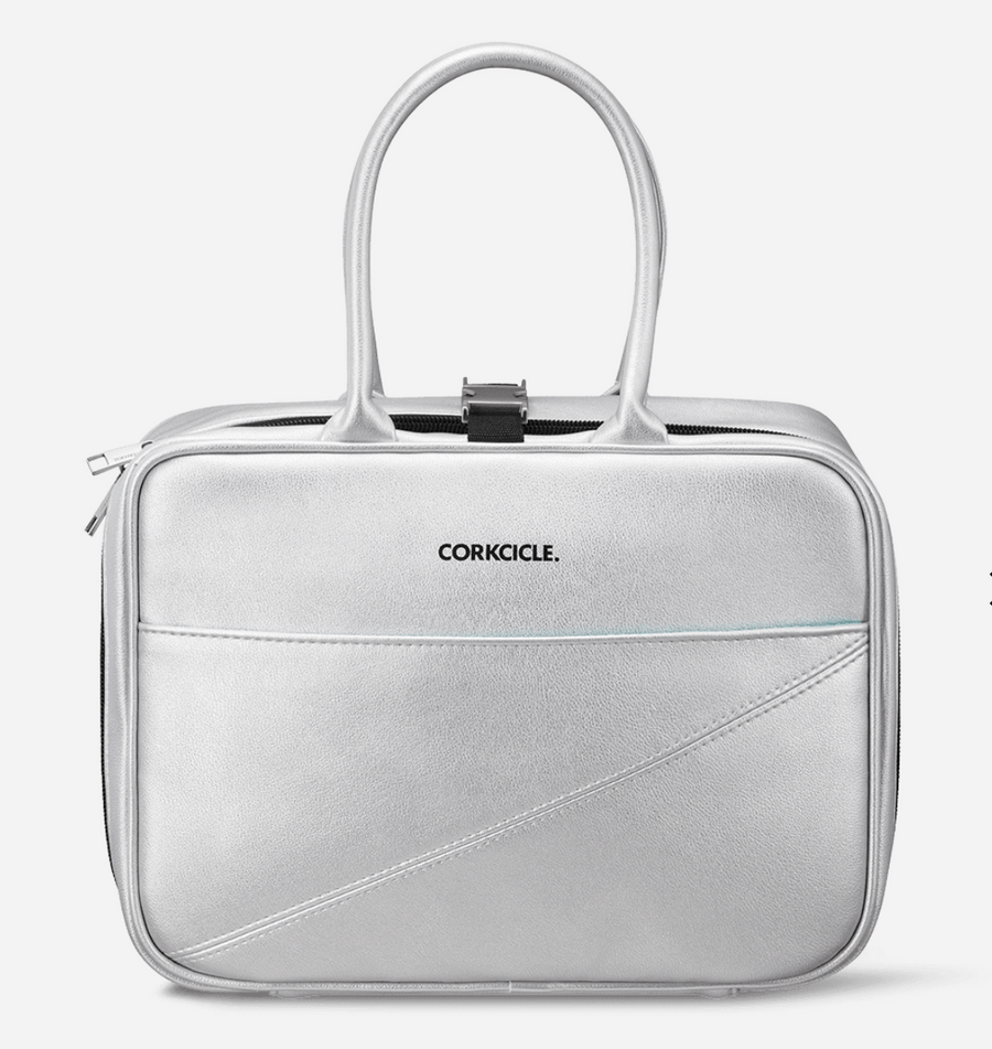 Baldwin Lunch Box - Silver