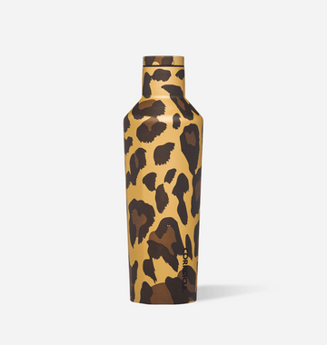 16oz Canteen - Luxe Leopard