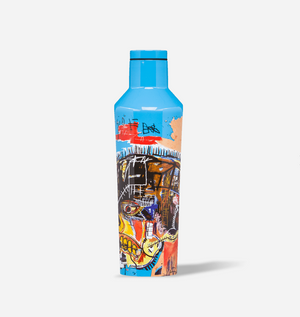 Load image into Gallery viewer, 16oz Canteen - Blue Skull