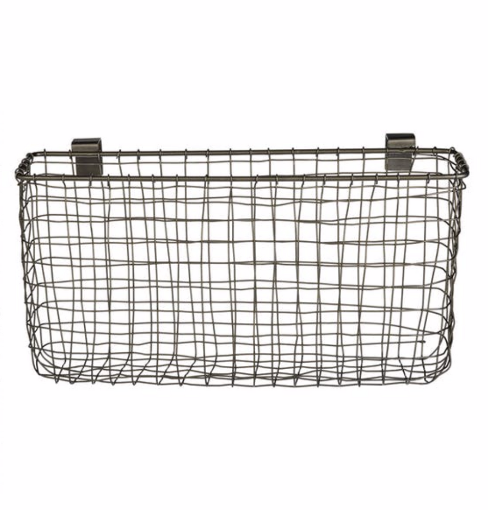 Cabo Ladder Basket - Lg/Nat