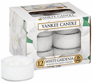 Load image into Gallery viewer, White Gardenia - Tea Lights