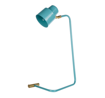 Blaze Table Lamp - Turquoise