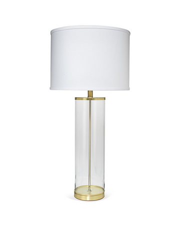Rockefeller Table Lamp Brass