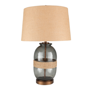 Callaway Table Lamp - Grey