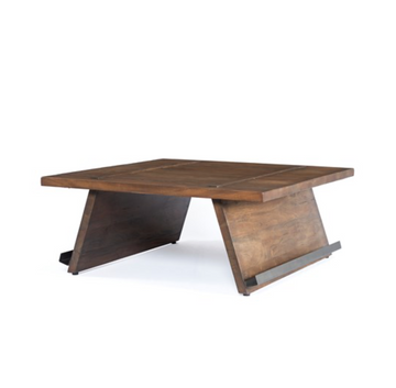 Arcadia Coffee Table - Brown