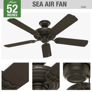 "52"" Sea Air Fan"