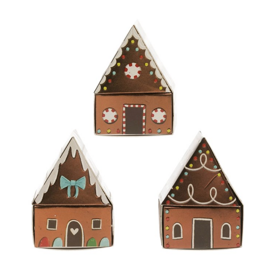 Gingerbread House Matches