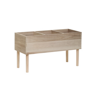 Load image into Gallery viewer, Paulownia Wood Toy/Storage Box