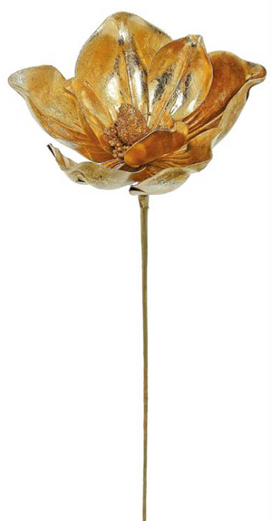 "Load image into Gallery viewer, 23"" Metallic Magnolia - Amber"