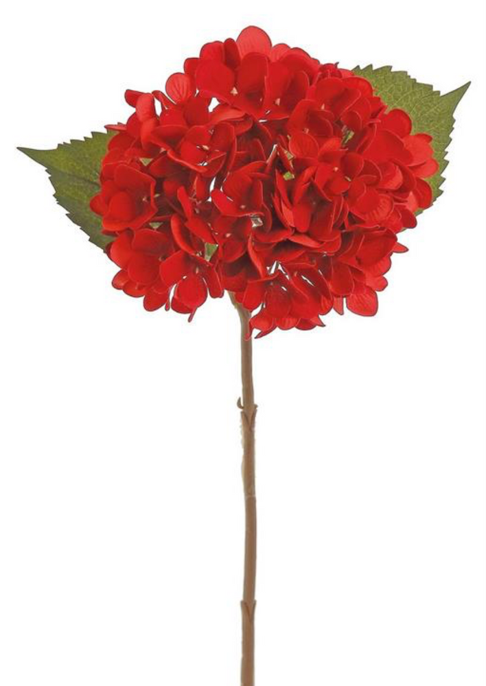 "Load image into Gallery viewer, 18"" Velvet Hydrangea Colorfast"