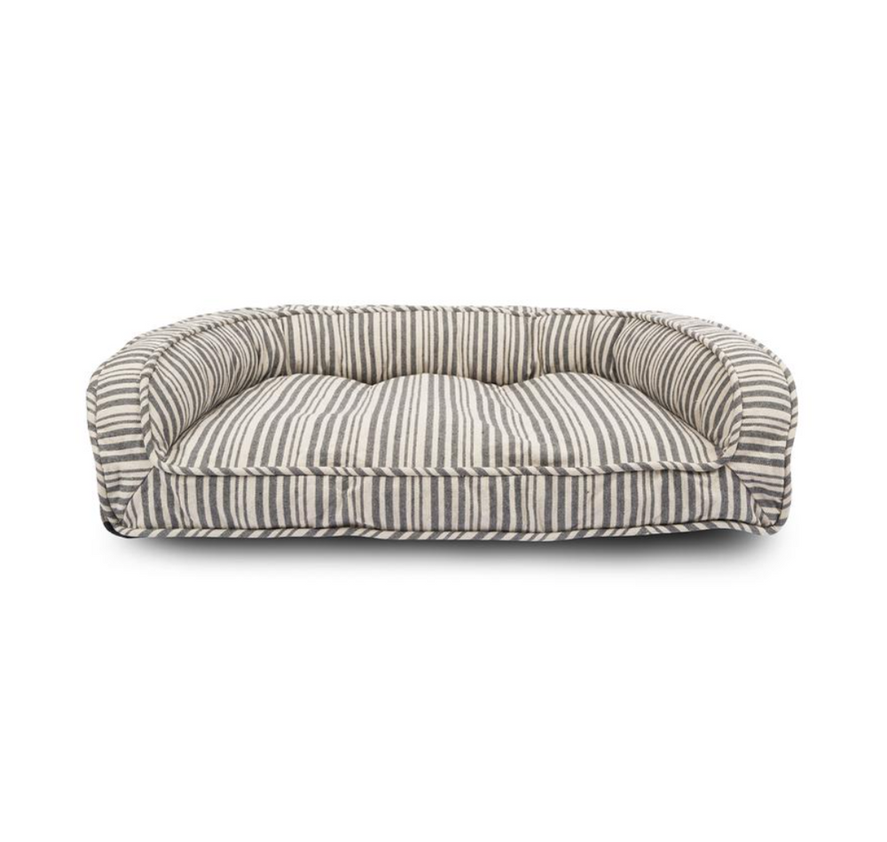 Market Stripe Lounger Bed - Multiple Sizes