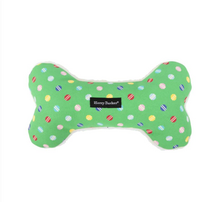 Croquet Canvas Bone Toy