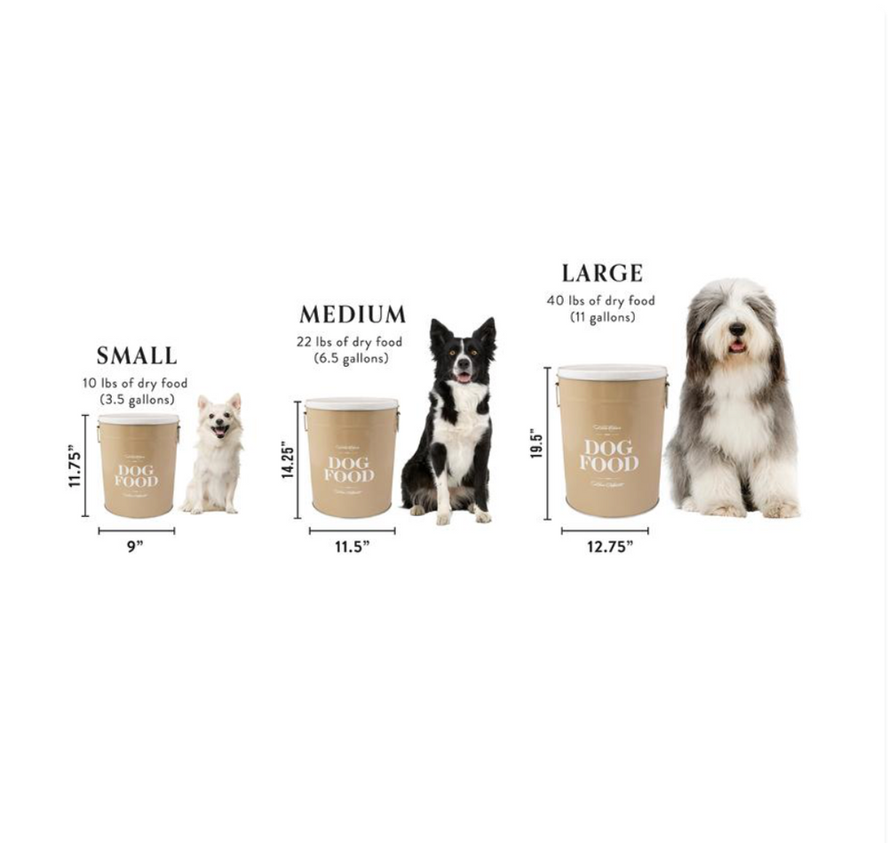Bon Chien Canister - Multiple Sizes