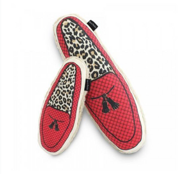 Leopard Slipper Toy - Multiple Sizes