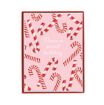 Candy Canes Boxed Cards