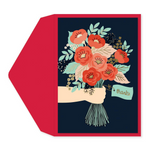 A Bouquet For You Card