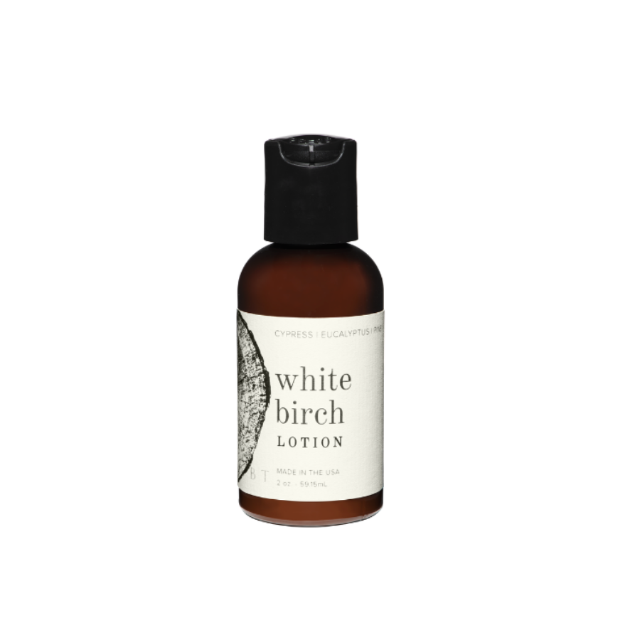 Travel Lotion - White Birch