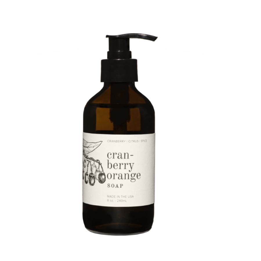 Load image into Gallery viewer, Pump Soap - Cranberry Orange