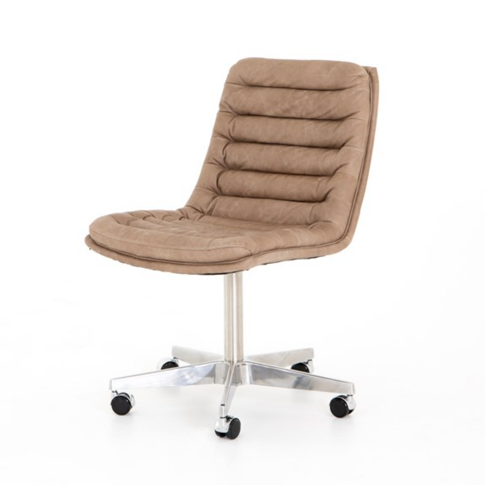 Load image into Gallery viewer, Malibu Desk Chair - Natural