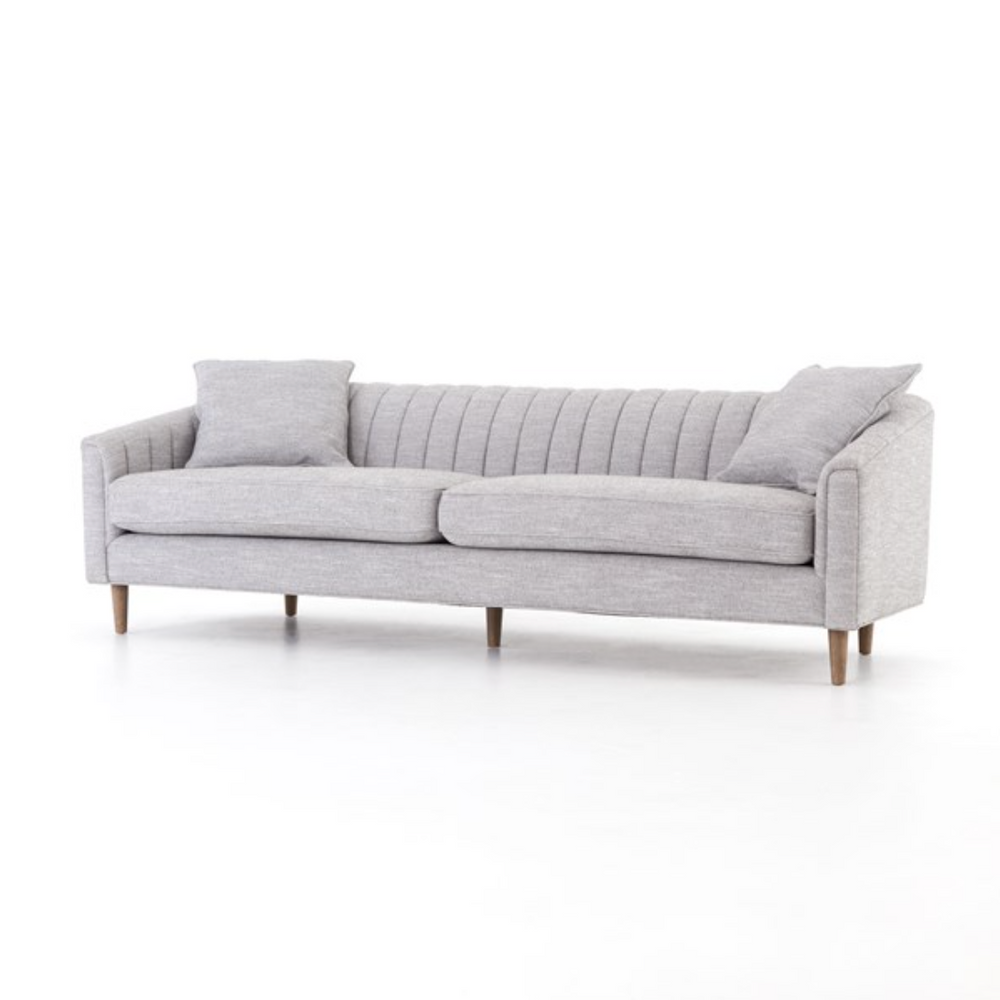 "96"" Eve Sofa - Manor Grey"