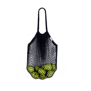Load image into Gallery viewer, Karma Reusable Mesh Tote - Blk