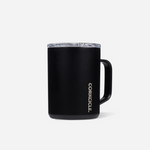 16oz Coffee Mug - Matte Black